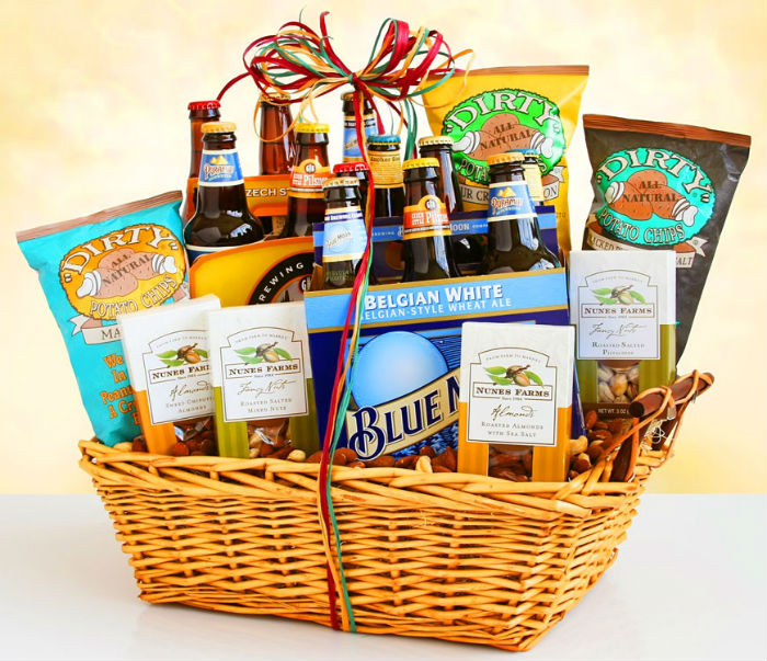 gift basket themes