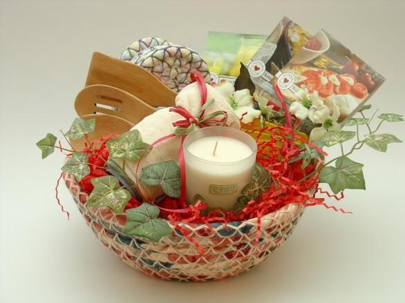 handmade gift basket